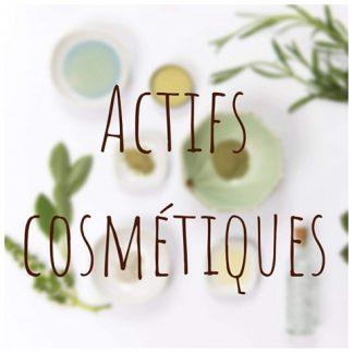 Actifs cosmétiques